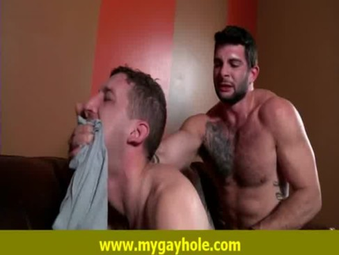 transa gay passivo