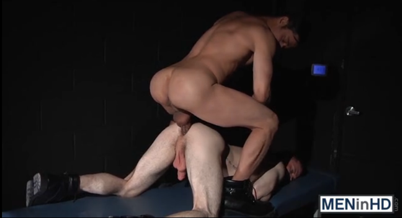 Sexo hardcore com Rafael Alencar fudedor